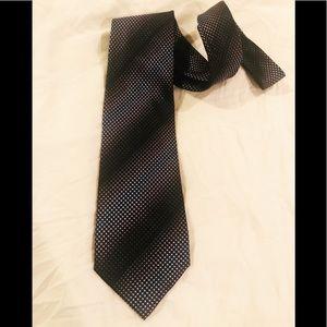 Kenneth Cole Men's Silk Neck Tie